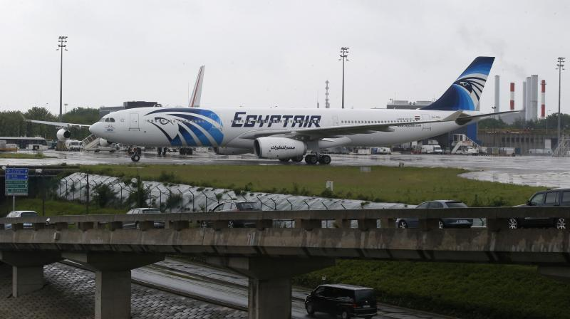 An EgyptAir flight from Paris to Cairo with 69 people on board has crashed after it went missing on Thursday morning, Egyptian officials said.