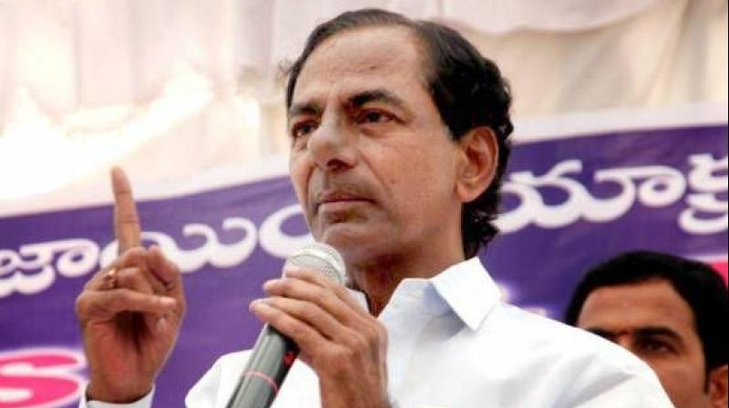 Telangana Chief Minister and TRS president K Chandrasekhar Rao is the uncompromising guardian of the state's interests and does not hesitate to fight with the Centre, any political party or even God in protecting it, a senior leader said on Monday. (Photo: File)