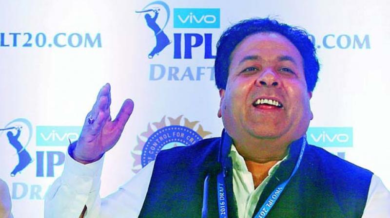 Rayudu's retirement 'too early, too soon', says IPL chairman Rajeev Shukla
