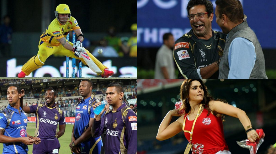 The Indian Premier League Season 8 saw a lot of memorable moments. Relive all of them here. (Photo: BCCI/IPL)