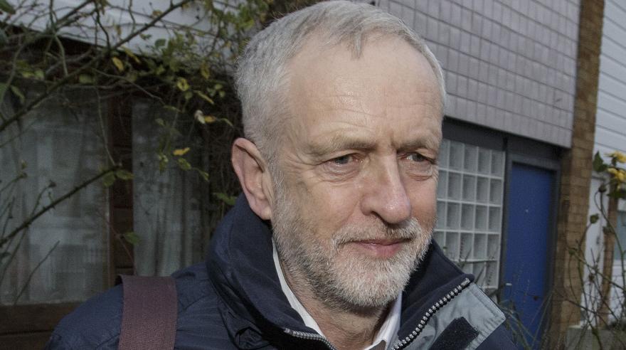 Britain's Labour Party leader Jeremy Corbyn (Photo: AP)