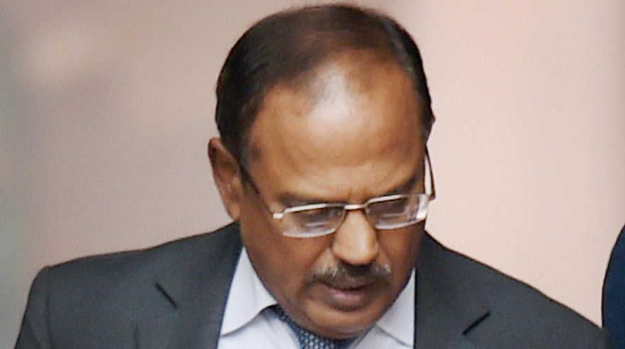 National Security Advisor Ajit Doval (Photo: PTI)