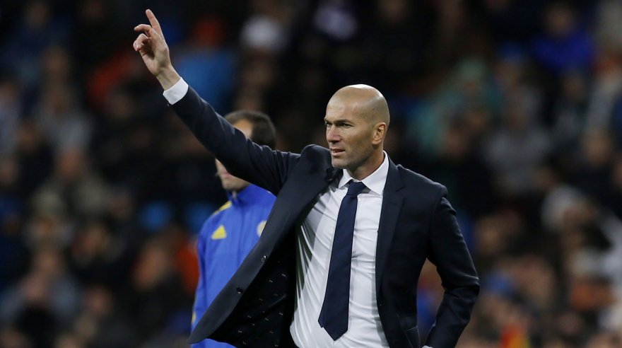 Barca's superiority has been clear for some time but Zidane's new era is up and running. (Photo: AP)