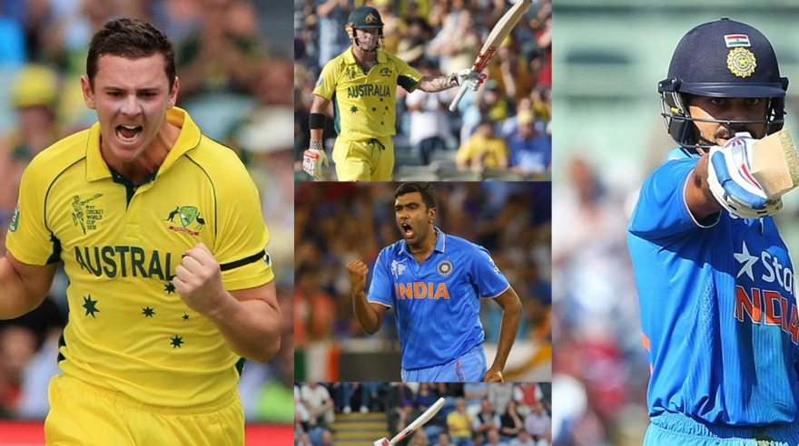 India will face Steve Smith-led Australia in first of five-match ODI series in Perth on Tuesday. (Photo: AP/BCCI)