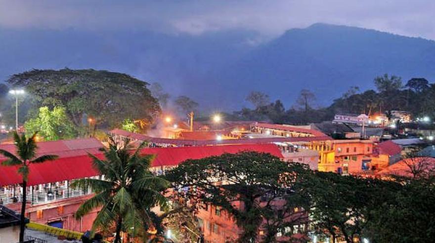 Sabarimala Temple (Photo: PTI)