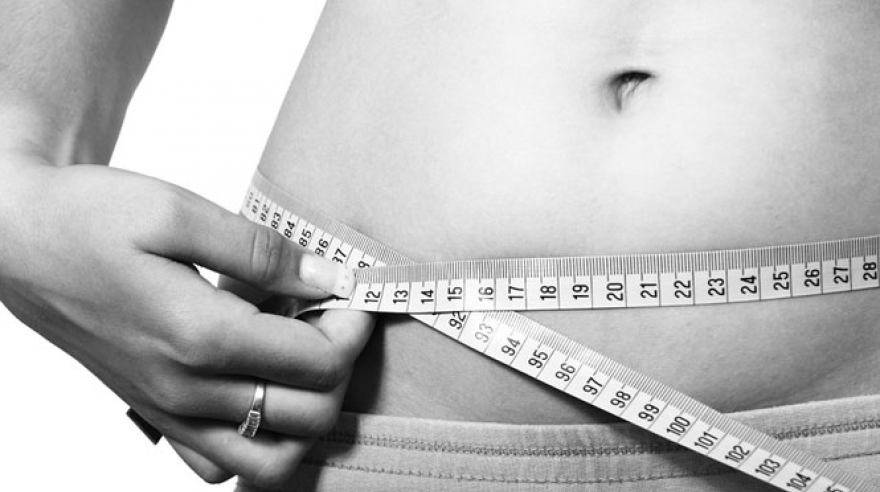 For daily soda drinkers, there's in increase of about 0.8 kilograms of abdominal fat.