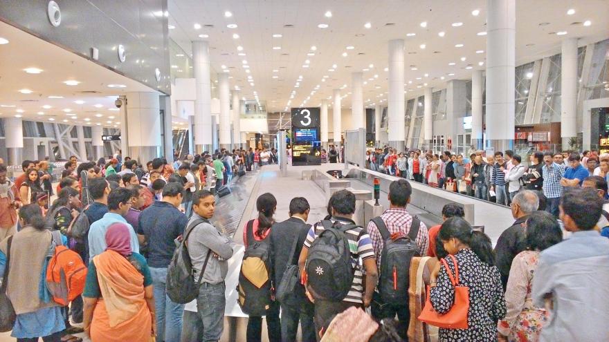 Tamil Nadu: Baggage delays irk passengers  Chennai
