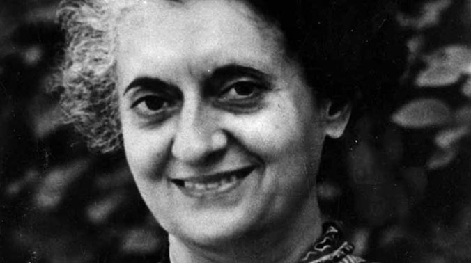 'The President has proclaimed Emergency. There is nothing to panic about.' The words of Prime Minister Indira Gandhi blared from the All India Radio in the wee hours of June 26. (Photo: File)