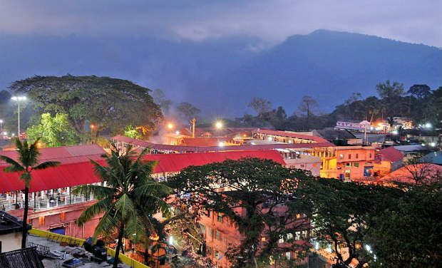 Sabarimala temple (Photo: PTI)