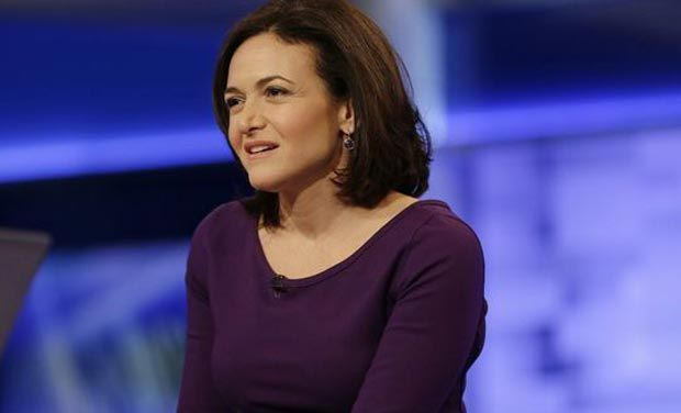Facebook chief operating officer Sheryl Sandberg (Photo: AP)