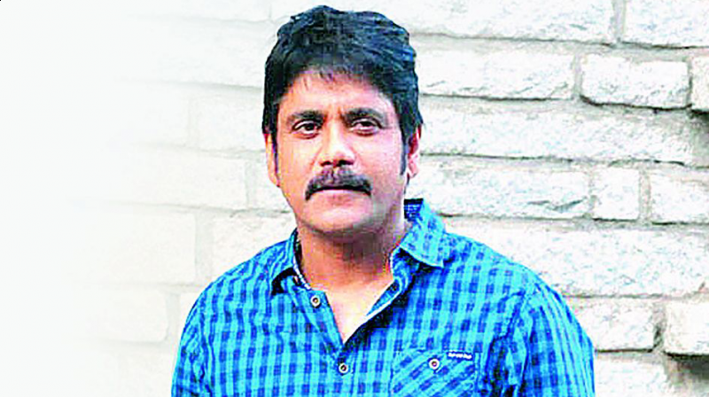 Tollywood actor Nagarjuna