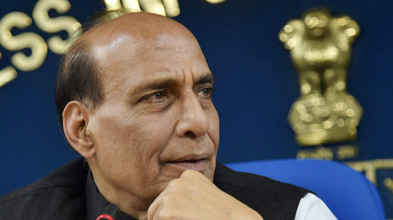 Home Minister Rajnath Singh (Photo: PTI)