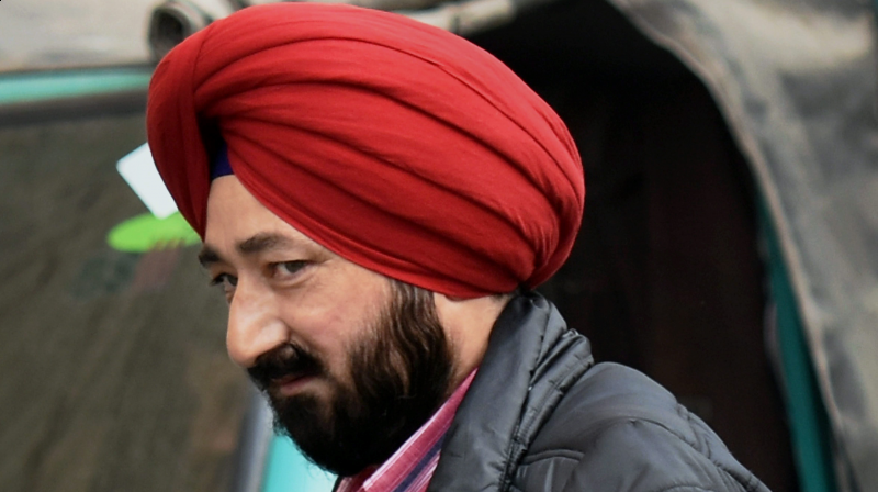 Superintendent of Police Salwinder Singh (Photo: PTI)