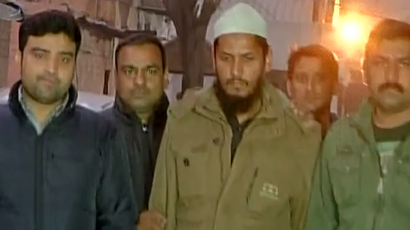 Abdul Sami, was arrested by Delhi Police's Special Cell from Nuh town in Mewat.  (Photo: PTI)