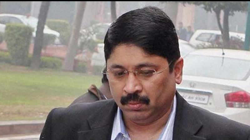 ED had chargesheeted former telecom minister Dayanidhi Maran in the Aircel-Maxis deal (Photo: PTI)