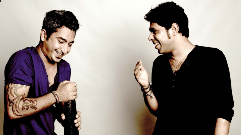 Ash Roy and Ashvin Mani Sharma.