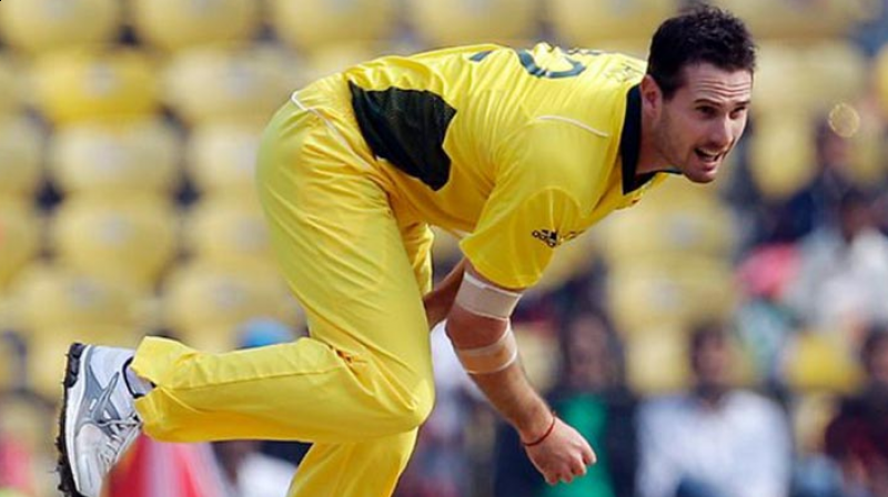 Shaun Tait was picked in the 17-member Australian squad for the three-match T20 series against India starting January 26. (Photo: AP)