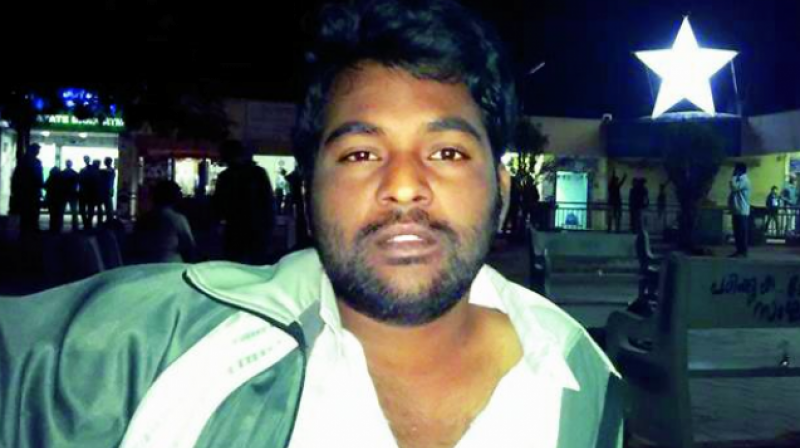 Deceased Rohith Vemula