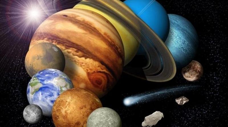 Solar System (Representational image)