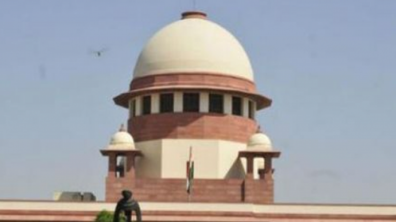 Supreme Court Of India Photo DC