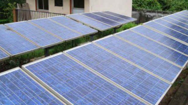 Vijayawada Municipal Corporation office will be turned into 100 per cent solar-powered government building. (Representational image)