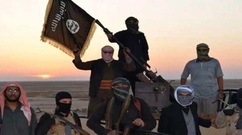 """Today Es Sider port and Ras Lanuf and tomorrow the port of Brega and after the ports of Tobruk, Es Serir, Jallo, and al-Kufra,"" Islamic State fighter Abu Abdelrahman al-Liby said in a video posted on the group's official Telegram channel.(Photo: AFP)"