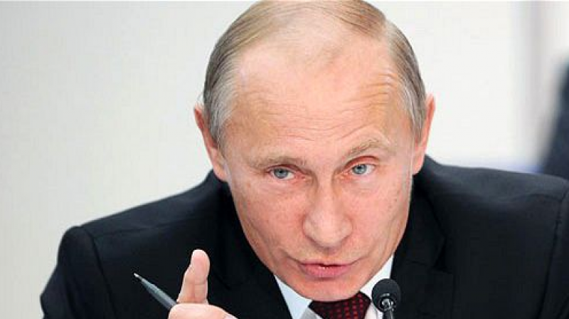 Russian President Vladimir Putin. (Photo: AFP)