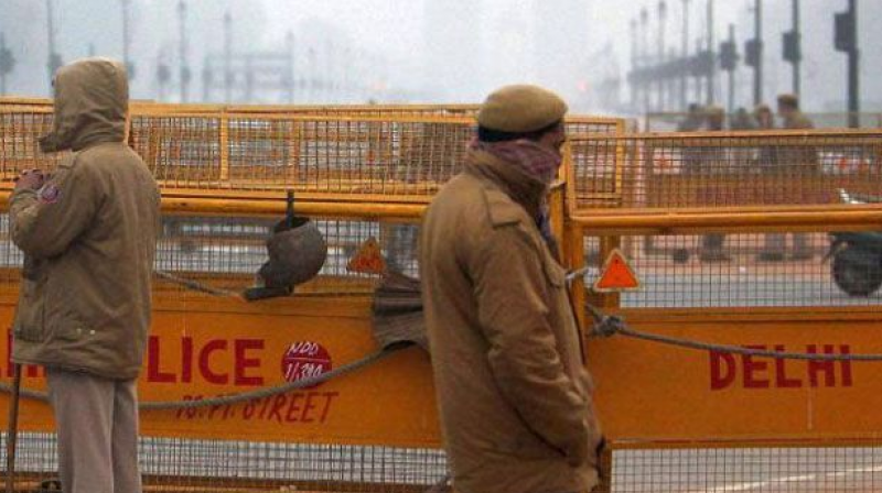 Police are charting out a traffic plan to make sure that arterial roads in Delhi are not clogged during the event. (Photo: PTI)
