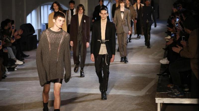 Bondage Hits The Runway At Paris Fashion Week-3936