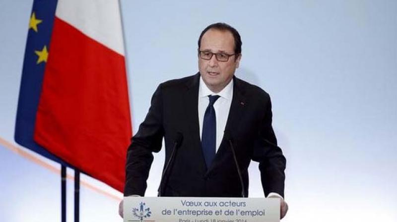 Francois Illas New Tradition: French Prez Francois Hollande To Begin 3-day India Visit