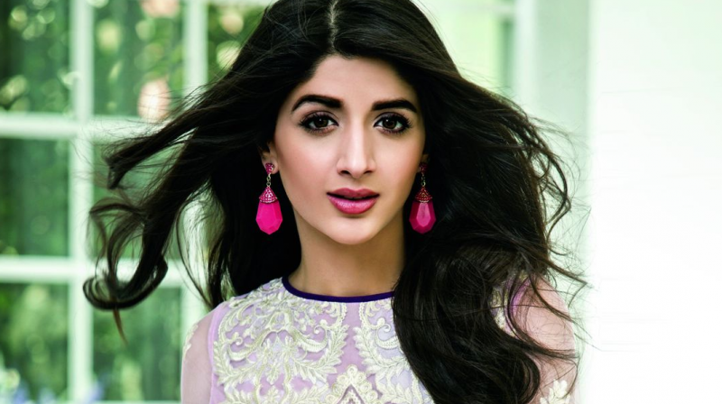 Pakistani actress Mowra Hocane