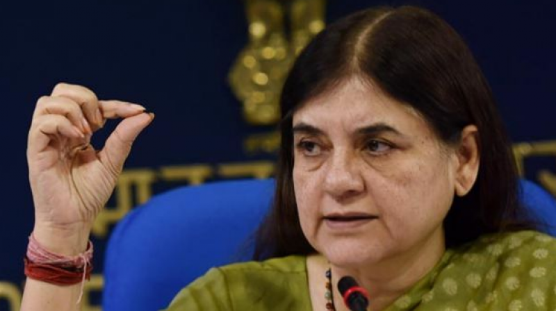 Maneka said that women in India are unlikely to report sexual abuse that takes place in a marriage.