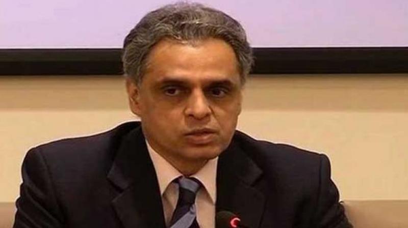 External Affairs Ministry Spokesperson Syed Akbaruddin (Photo: PTI)