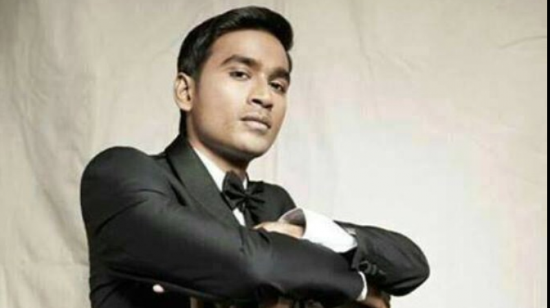 "Dhanush thanked his fans for ""pushing me to explore new endeavours and challenges all the time."""