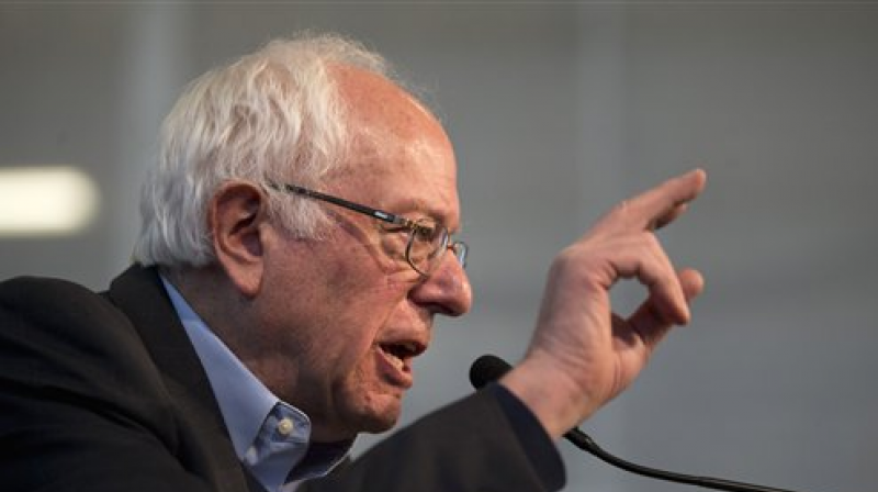 Addressing the annual convention of the Islamic Society of North America in Houston on Saturday, Sanders said that he was 'deeply concerned' about the situation in Kashmir. (Photo: File)