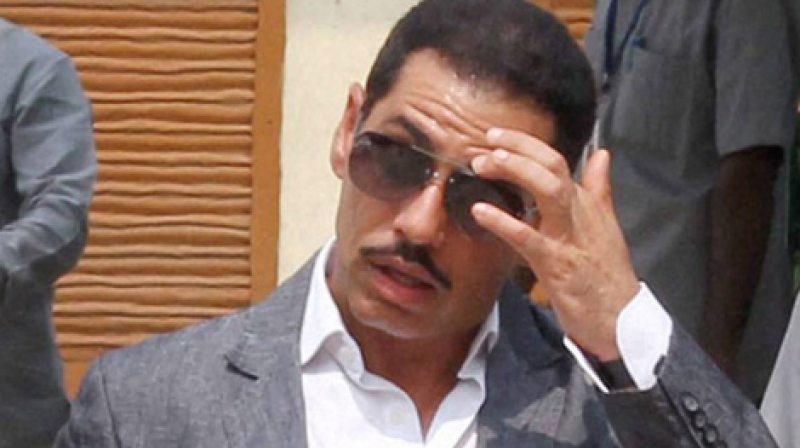 Vadra, brother-in-law of Congress President Rahul Gandhi, has also sought to declare various provisions of the Prevention of Money Laundering Act, 2002 as ultra vires to the Constitution. (Photo: PTI)