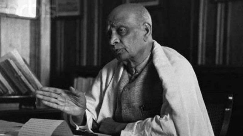 Sardar Vallabhbhai Patel (Photo: niticentral.com)