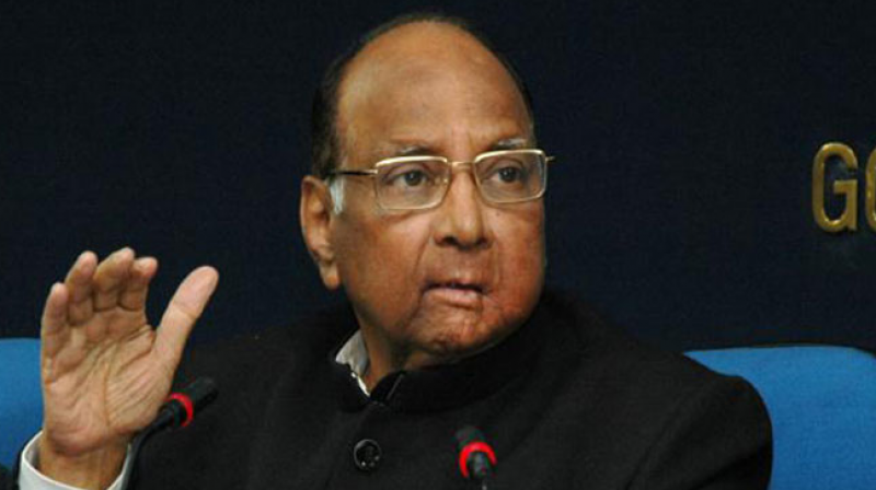 Union Agriculture Minister Sharad Pawar  (Photo: PTI)
