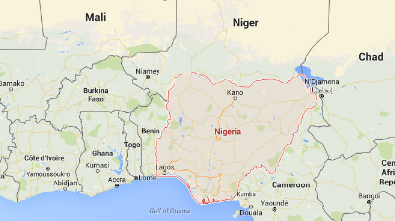 The attacks took place in the Nigerian town of Chibok. (Photo: Google maps)