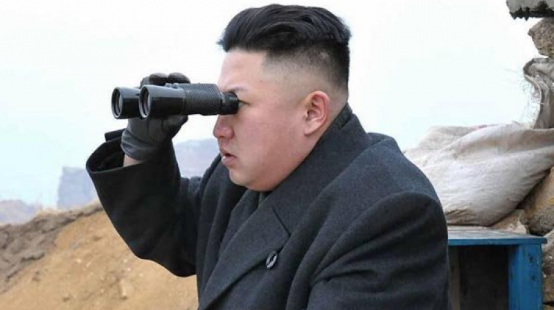 Kim Jong Un vowed to send more ballistic missiles to US and never abandon nuclear weapons. (Photo: AP)