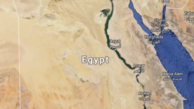 Egypt has one of the region's most powerful and well-equipped militaries and was boosted by recent deliveries of F-16 warplanes by Washington and Rafale fighter jets from France. (Photo: Google Maps)