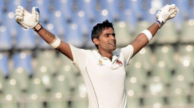 Suryakumar Yadav top-scored with 156 as the Ranji champions Mumbai posted a mammoth 603 in their first innings of Irani Cup. (Photo: BCCI)