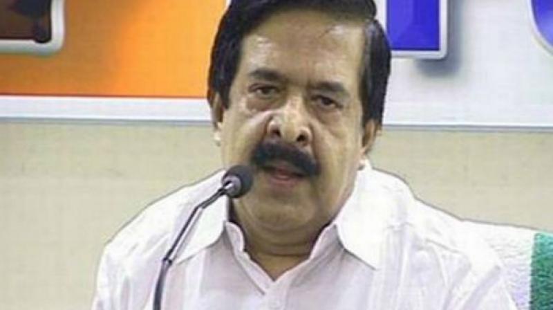 Ramesh Chennithala.