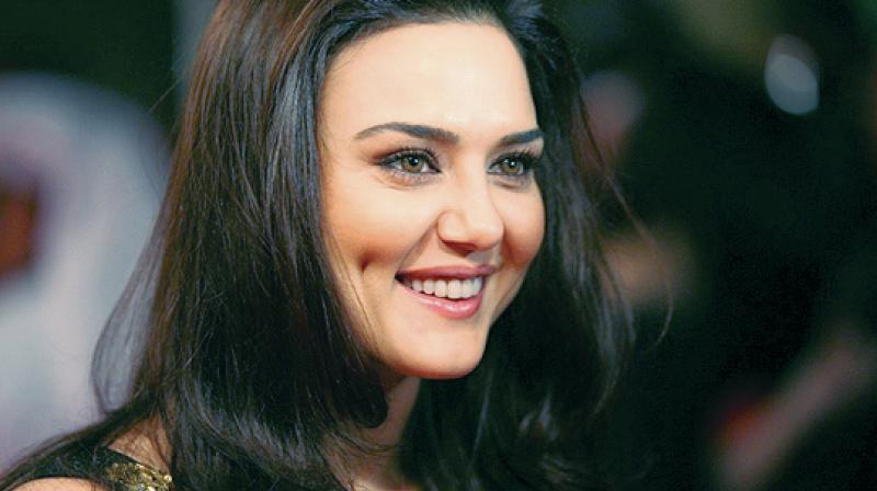 It has been more than two years since the Preity Zinta has starred in any film.