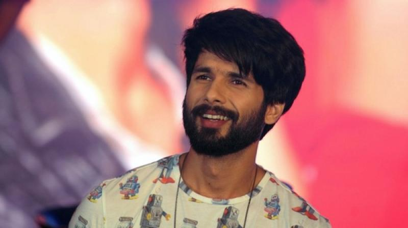"""Shahid Kapoor wrote, """"Blood and sweat of many in this film. It's been your battle as much as ours. Now is the time you can show it. Watch UdtaPunjab in theatres."""""""