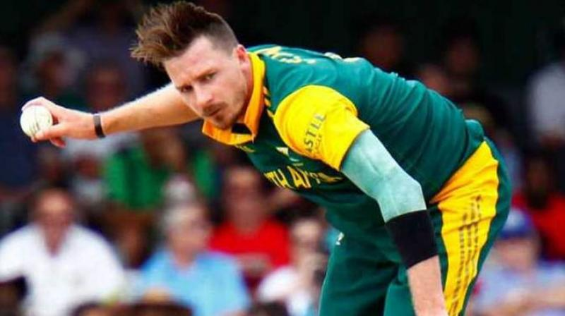 Steyn replied to a tweet from a user who pointed out that Chris Morris was not named in the squad as he made himself unavailable for the T20I series. (Photo: AP)