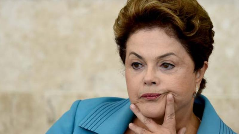 Rousseff said in an interview aired by state-run TV Brasil on Thursday night that Brazilians should be consulted on the future, even if the Senate does not permanently remove her from office. (Photo: AFP)
