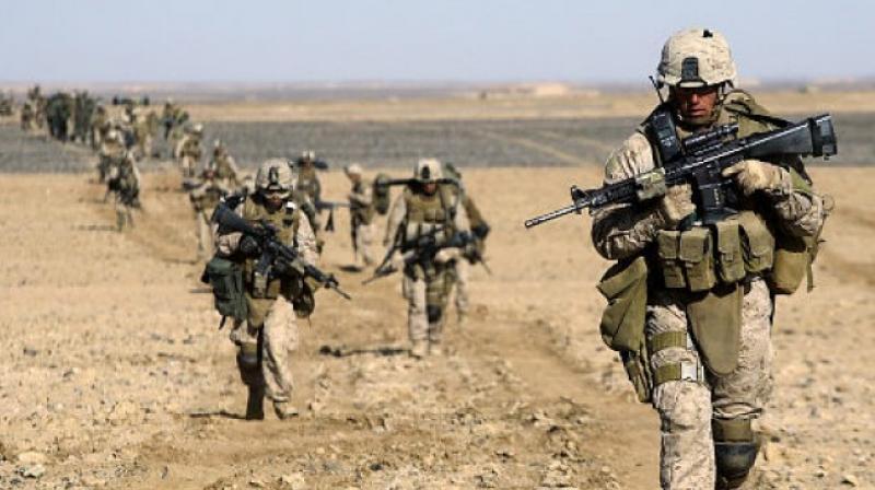 NATO troops in Afghanistan (Photo: AP)