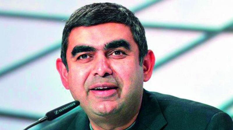 Vishal Sikka resigned from Infosys as CEO and MD, last Friday.