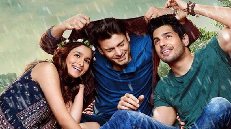 While Alia Bhatt is a delight to watch, Sidharth Malhotra is getting better with every film.